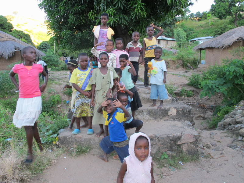 Ruarwe, Malawi.