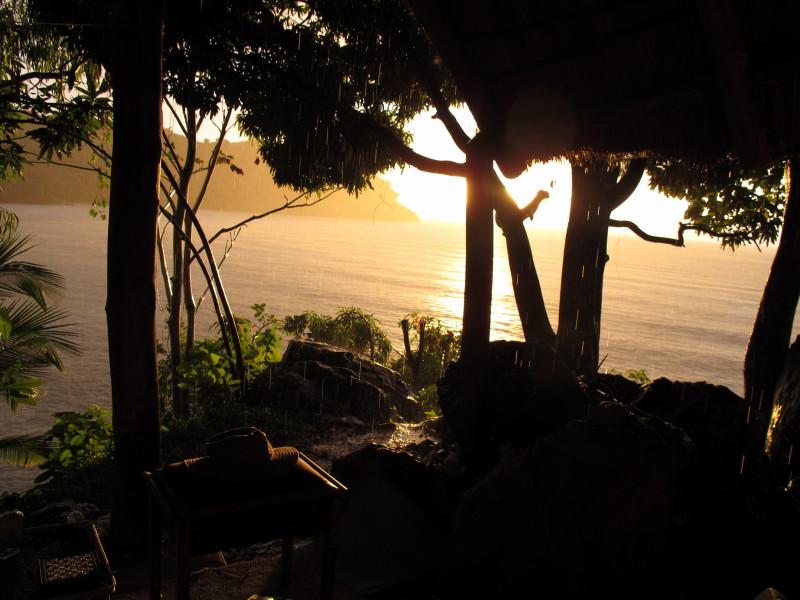 Zulunkhuni Lodge, Ruarwe