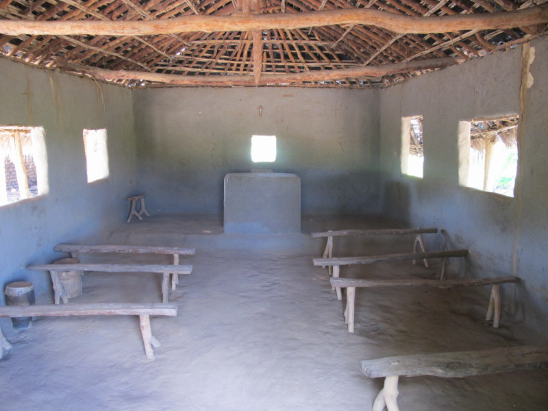 Church in Mozambique.